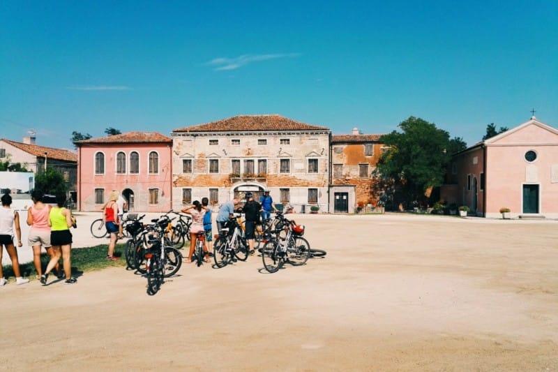 lio piccolo in bicicletta by vivovenetia