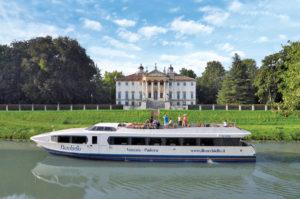 Battello sul Brenta: Villa Giovanelli a Noventa