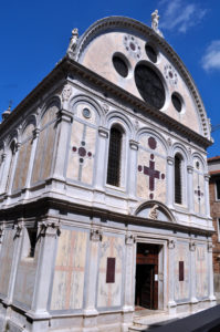 Chiese Venezia. Santa Maria dei Miracoli