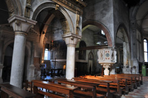 Chiese Venezia. San Giacomo dell`Orio