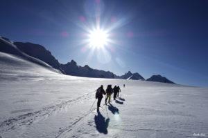Sci alpinismo nelle Dolomiti - VivoVenetia
