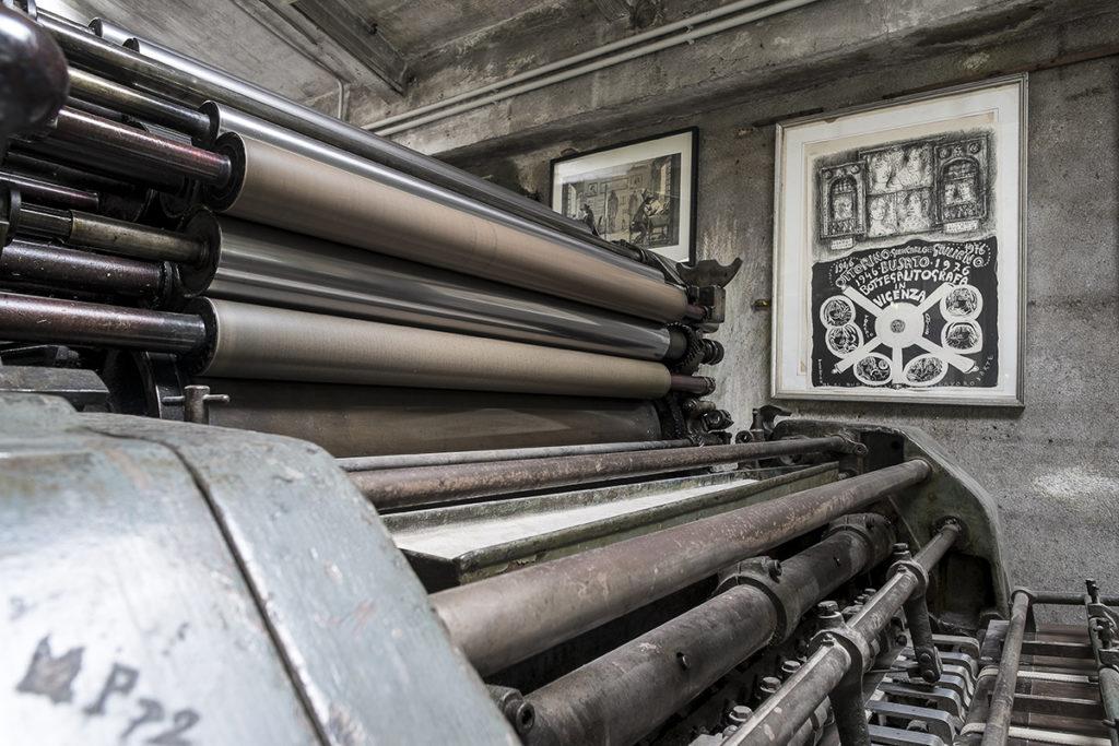 Stampatore di opere d'arte