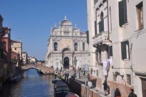 Tour guidati nella Venezia nascosta: Itinerario da Riva degli Schiavoni