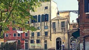 ghetto di venezia visite