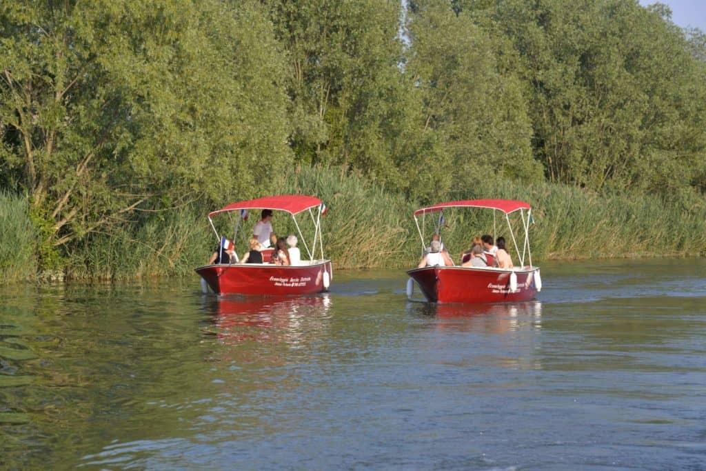 Noleggio barche elettriche sul Piave: escursione adatta a tutti!
