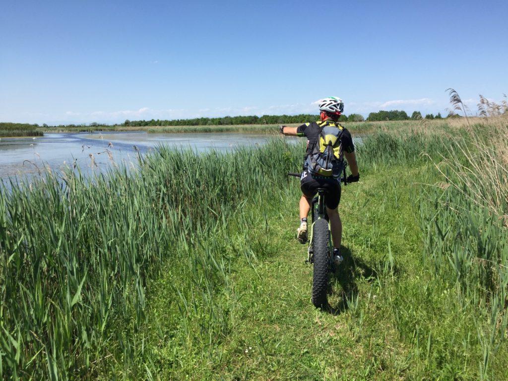 Tour in Fat Bike nell'incanto della Valle Vecchia
