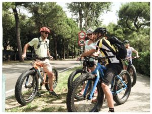 Sport a Venezia: in Fat Bike al Lido di Venezia