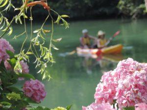 Canoa Delta del Po