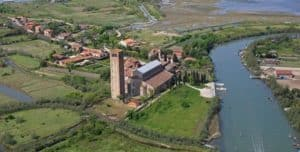Isola di Torcello, laguna di Venezia