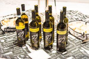Le bottiglie Vintinove Vini-DOC