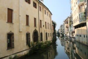 I canali navigabili di padova