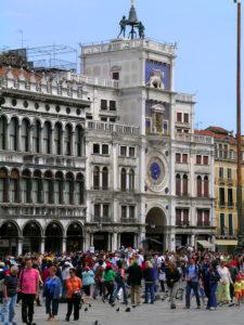 Torre dell'Orologio: Visita guidata a Piazza San Marco