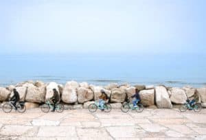 Tour in bici al Lido di Venezia