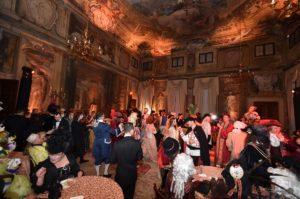Ballo di Carnevale costumi veneziani