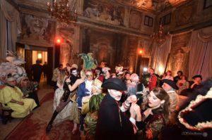 Ballo in maschera a Venezia