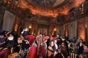 Ballo di Carnevale a Venezia