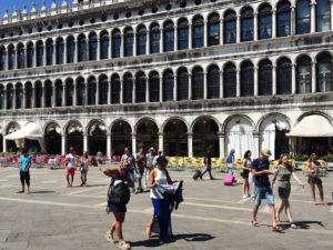 Caccia al Tesoro a Venezia. Piazza San Marco