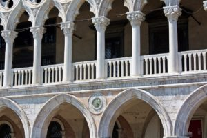 Palazzo ducale colonne