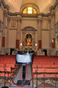Concerto Vivaldi - Venezia. Chiesa San Vidal