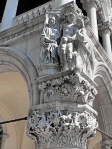 colonna palazzo ducale