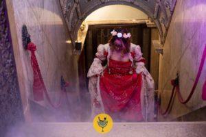 Venezia Festa Carnevale - Don Giovanni in Palazzo Pisani