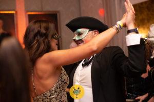 danza in maschera carnevale