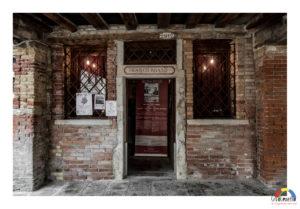 Ghetto di Venezia. Visita banco rosso