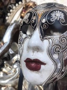 workshop venice mask painting photo