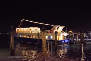 Cenone di Capodanno in barca Venezia