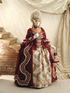 Noleggio costumi Venezia del 700`