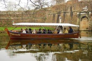 escursione a padova in barca