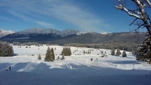 Escursioni in Veneto, ciaspolate sulla neve in Cansiglio