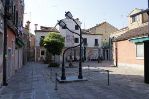 Venezia Murano: i Lampioni innamorati