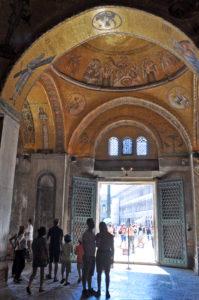 Visitare Venezia in un giorno. Basilica San Marco