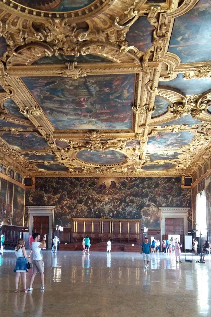 guida venezia palazzo ducale