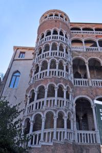 Visitare Venezia in un giorno. Scala del Bovolo