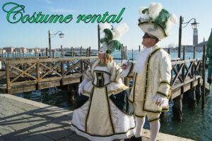 Noleggio Costumi del Carnevale di Venezia