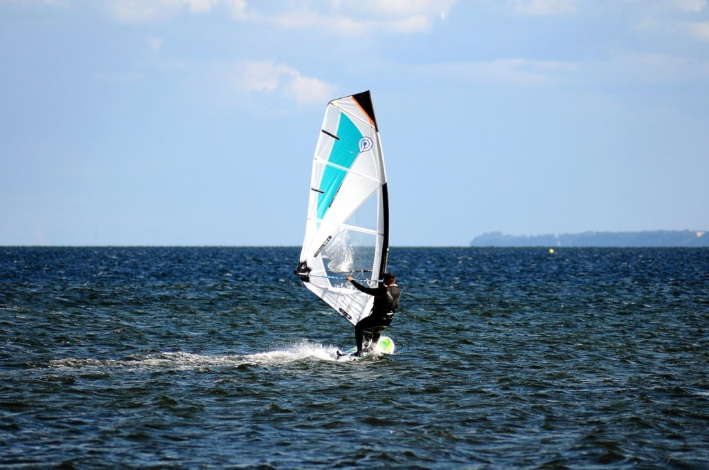Windsurf a Jesolo
