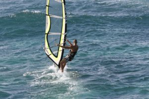 Lezioni di Windsurf a Lido di Jesolo
