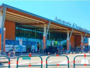Flughafen Venedig Treviso: der zweit größte Flughafen von Venedig