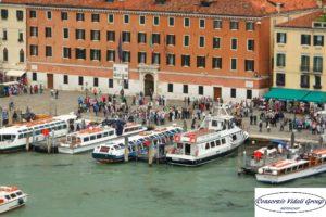 raggiungere venezia dal mare