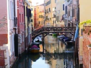 Tour Venise canaux de Venise