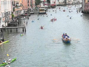 Venezia Eventi. Vogalonga