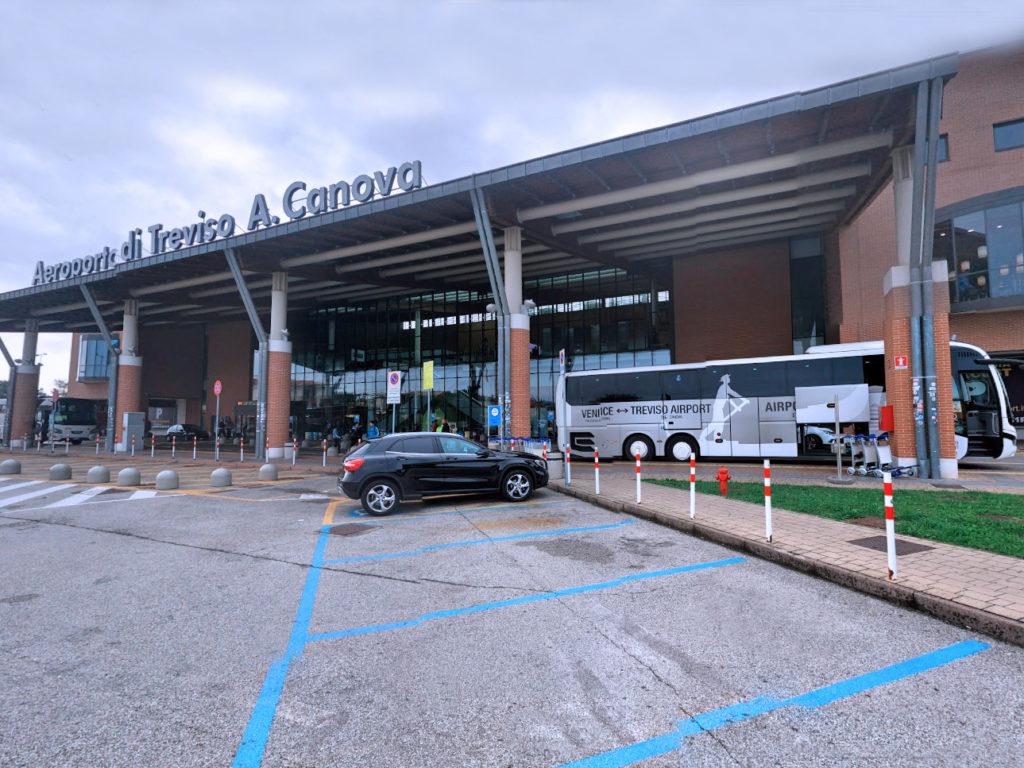 Aeroporto Treviso Canova