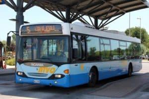 Lido di Jesolo bus