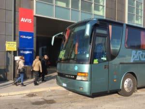 Autobus: aeroporto Treviso a Venezia