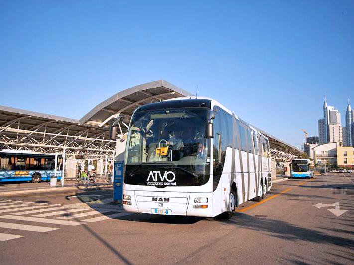 Bus Jesolo - aeroporto Marco Polo