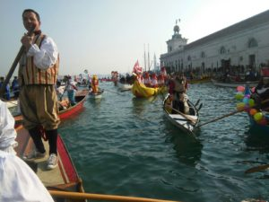 Venice regatta photo