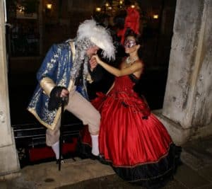 What to do in Venice - Ball photo