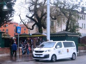 Da Venezia a Treviso aeroporto taxi